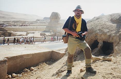 Gran Esfingue de Guiza - Egipto (1999)