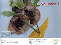 Iniciación a la Cocina Profesional. Vol. 1