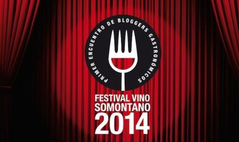 Primer encuentro de bloggers gastronómicos - Festival Vino Somontano 2014