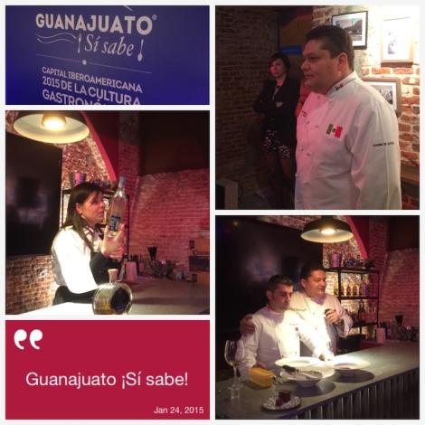 Guanajuato ¡Si sabe!