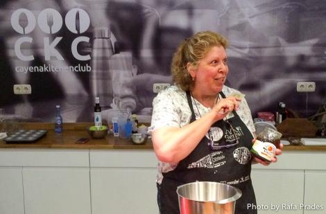 Abigail Cohen en Cayena Kitchen Club