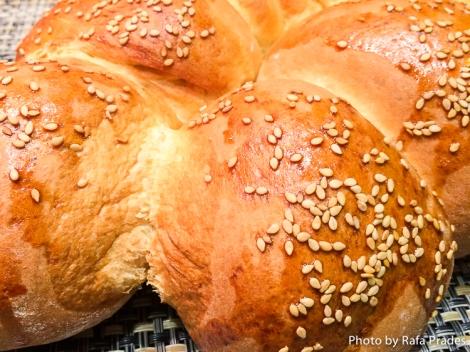 Pan de Shabat