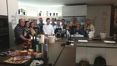 Cáceres Experience y master class de Francis Refolio