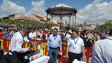 I Concurso Cortadores Profesionales de Jamón