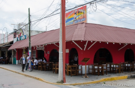 Restaurante en Tulum