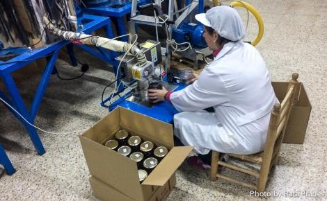 Fábrica de miel Val de Xálima