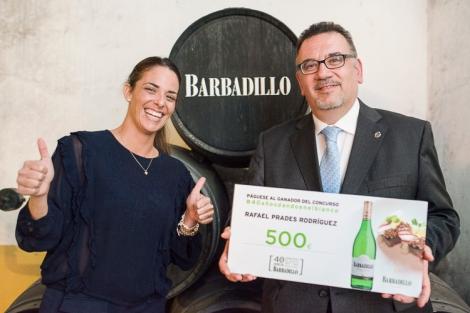 Ganador del concurso #40AñosDandoenelBlanco
