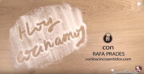Hoy cocinamos con Rafa Prades - RecetasComidas.com