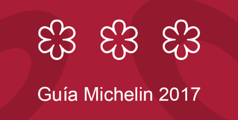 Guía Michelin 2017
