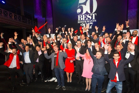 "Evento ""The World's 50 Best Restaurants 2017"" en Melbourne"