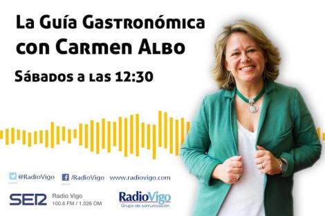 Programa La Guía Gastronómica con Carmen Albo