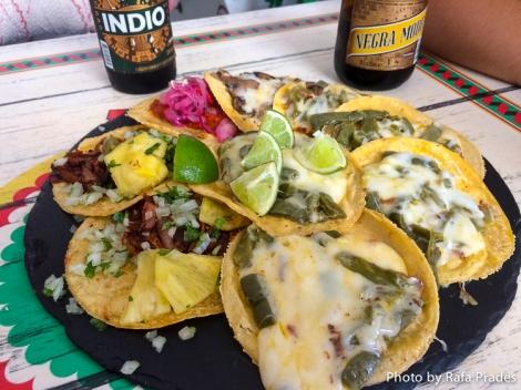 Tacos variados