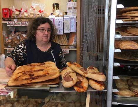Horno Panadería Perchas